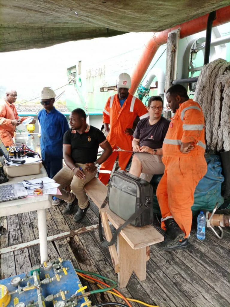 UMS is the leading diving company based in Cameroon